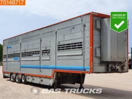 Viehauflieger Pezzaioli SBA31U long distance cattle trailer still valid till 04-09-2022 2007