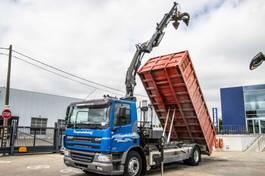 tipper truck > 7.5 t DAF CF 75 2003