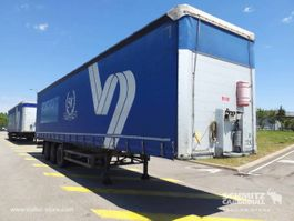 sliding curtain semi trailer Schmitz Cargobull Semitrailer Rideaux Coulissant Standard 2015