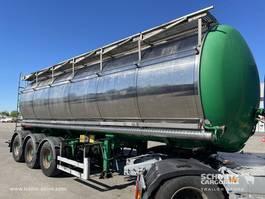 Tankauflieger Schmitz Cargobull Semitrailer Standard 2011