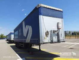 sliding curtain semi trailer Schmitz Cargobull Semitrailer Rideaux Coulissant Standard 2014