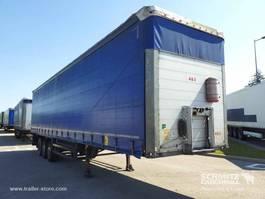 Schiebeplanenauflieger Schmitz Cargobull Semitrailer Rideaux Coulissant Standard 2014