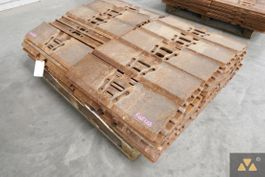 chassis equipment part Caterpillar Trackshoes 320E
