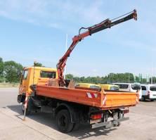 tipper truck > 7.5 t MAN 10.153 ATLAS AK35.1 2xAHK 4x2 3-Sitzer Zwe 1994