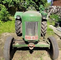 farm tractor Fendt DIESELROS 1954