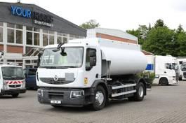 tank truck Renault Premium 380DXi /13000l/4 Kammern/Klima/ADR 2013
