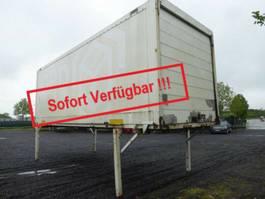 drop side full trailer Krone Heck Alu.- Rolltor 2009