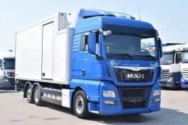 refrigerated truck MAN TGX 26 Tiefkühl Carrier 1150MT Bi-Temp. Int. 2014