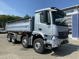 tipper truck > 7.5 t Mercedes-Benz 3246 8x4 Euro 6 Kipper mit Bordmatik *2021 2021