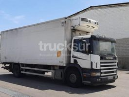 refrigerated truck Scania P94 260CV 2005
