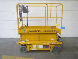scissor lift wheeld Haulotte Optimum 8AC 2021