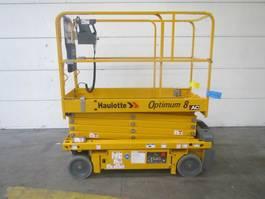 scissor lift wheeld Haulotte Optimum 8AE 2021
