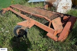 other agricultural machine Stone rake & 2 stone pickers from Kvernland