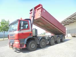 tipper truck > 7.5 t Ginaf X series TS 2010