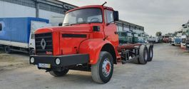 chassis cab truck Renault GBH - 6x4
