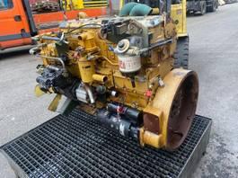 engine equipment Caterpillar 3116 1993