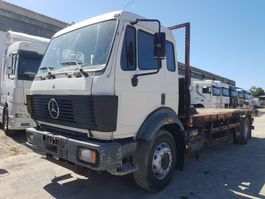 platform truck Mercedes-Benz 1824 Possibility to sell in chassis 1994