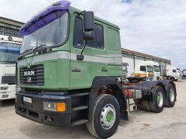 cab over engine MAN 26.414 TOP CONDITION - Special Transport 140 TON 1999