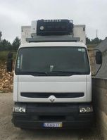 refrigerated truck Renault Premium 210-19