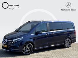 closed lcv Mercedes-Benz 250d 4-MATIC 191PK L2 DC Avantgarde AMG EUR6 | AUTOMAAT, CLIMA, CRUISE, ... 2019