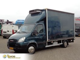 refrigerated truck Iveco 50c15 + Manual + Carrier + Flower transport + cooling/heating 2007