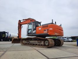 crawler excavator Hitachi ZX 280lc-3 Only 7200 Hours!! 2012