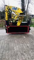 anderer Auflieger Kennis Kraan R 16.000 4x hydro uitschuifbaar!!!!!!! 2006