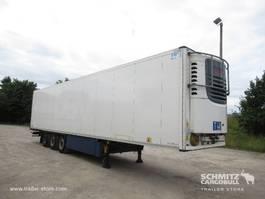 refrigerated semi trailer Schmitz Cargobull Semitrailer Reefer Meat hanging system 2015