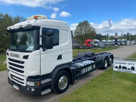 chassis cab truck Scania G360 LB 6x2*4MNB 2016