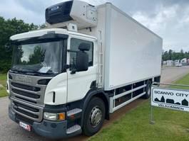 refrigerated truck Scania P250 LB 4x2 MNA 2015