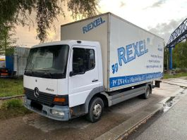 other trucks Mercedes-Benz 815 Atego.Manual Full Steel Spring.In Top condit 1999