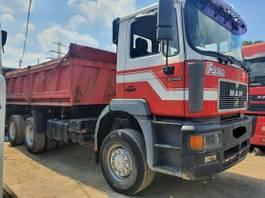 other trucks MAN 26 403 tipper 6x6.Manual.Full Steel.Not 372 1998