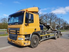 container truck DAF CF 85 CF85-410 6X2 CONTAINER SYSTEEM 2009