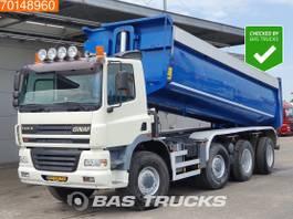 tipper truck > 7.5 t Ginaf X series TS 8X8 8x8 Manual Big-Axle Euro 3 2003