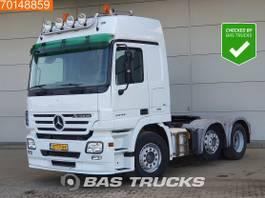 cab over engine Mercedes-Benz Actros 6X2 NL-Truck Hydraulik Lift+Lenkachse Powershift Euro 5 2008
