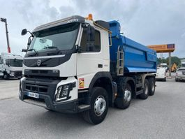 tipper truck > 7.5 t Volvo FMX 2018