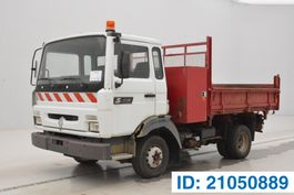 tipper truck > 7.5 t Renault S 135 1998
