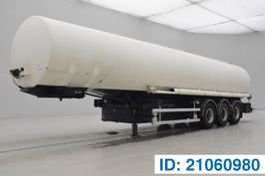 tank semi trailer semi trailer LAG Tank 45400 liter* 2005