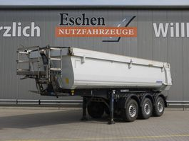tipper semi trailer Schmitz Cargobull SGF S 3, 25m³ Hardoxmulde 2016