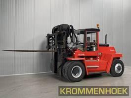 forklift Kalmar DCD 120-6 XL | Triplex 1999