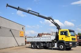 crane truck MAN TGA 26.310 6X4 2003