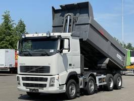 tipper truck > 7.5 t Volvo FH 8x4 TIPPER / BIG AXLES / STEEL SUSPENSION 2007