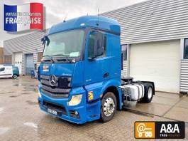 cab over engine Mercedes-Benz Actros ADR CLASS FL DANGEROUS GOODS EURO 6 2015 2015
