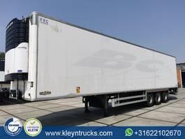 refrigerated semi trailer Chereau CSD3C carrier maxima 1300, 2012