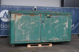 generator Deutz 100