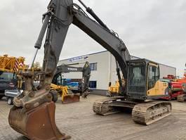 crawler excavator Volvo EC210CL 2011