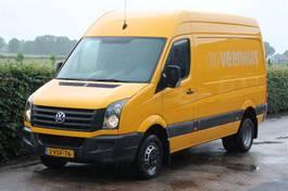 closed lcv Volkswagen 50 2.0 TDI-163 AIRCO HOOG LANG 2011