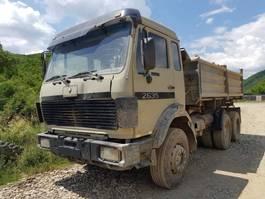 tipper truck > 7.5 t Mercedes-Benz 2635 1986