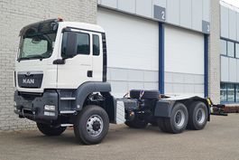 chassis cab truck MAN TGS 33 BB-WW CHASSIS CABIN (10 units)