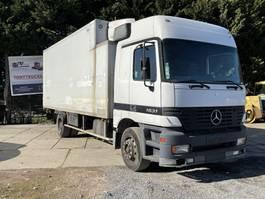 refrigerated truck Mercedes-Benz Actros ACTROS 1832 4X2 Frigo V6 Spring/Air EPS Manual Gearbox 2000